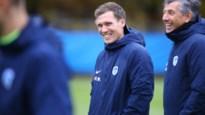 """Genkcoach Hannes Wolf maakt debuut in Champions League en Luminus Arena: """"Vol vertrouwen, maar niet gek"""""""