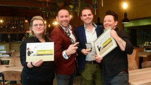 Brasserie 't Hofeind is klantvriendelijkste eethuis