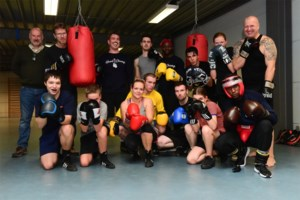 """Boxing Team Turnhout organiseert boksgala: """"Iedereen verklaarde me zot toen ik voor boksen koos"""""""