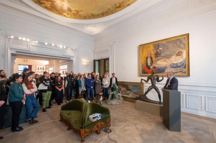 """Net afgestudeerde kunstenaars krijgen platform op To Be Antwerp: """"Perfect tegengif voor politiek klimaat"""""""