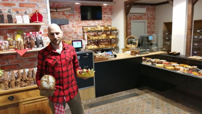 Ook in Noorderwijk heropent bakker A Tatin deuren