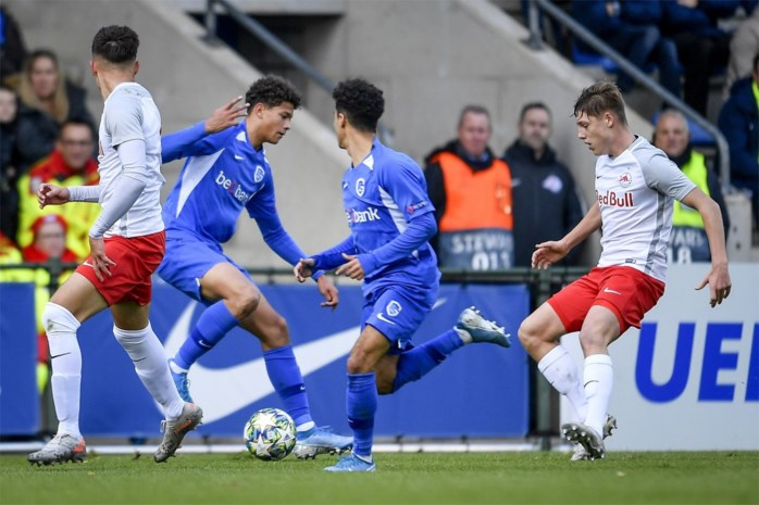 Genkse beloften thuis onderuit in Youth League tegen Salzburg