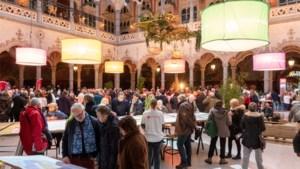 Stormloop op Ringdagen in Handelsbeurs: burgers ontdekken Oosterweelverbinding en overkapping