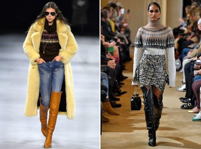 Van kleurrijk tot oversized: deze truien houden je warm