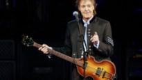 Nu reserveren: Paul McCartney, Joe Satriani en Tiziano Ferro