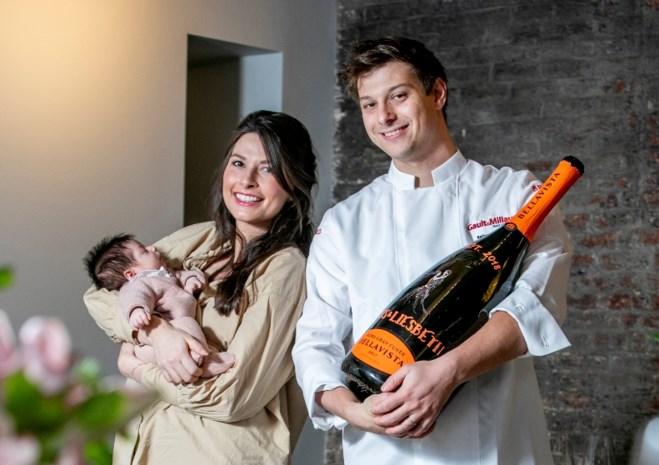 """Italiaanse Chef van het Jaar Eros Tomassetti: """"We maken hier geen arrabiata of carbonara"""""""