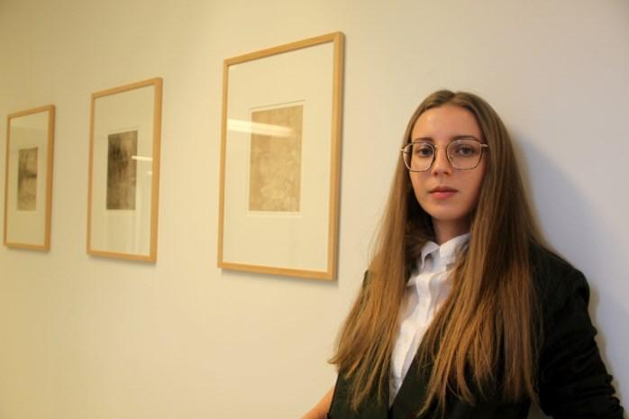 Jonge Roemeense kunstenares is nieuwe Gangmaker van de Warande