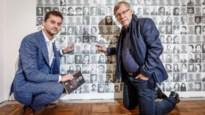 Kazerne Dossin voegt portretten van de kinderen van 'De kleermaker van Auschwitz' toe aan fotomuur