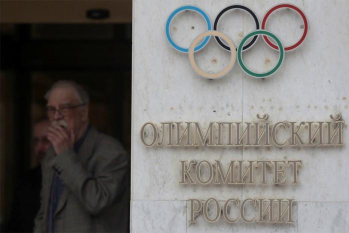 """Russisch Olympisch Comité zet alles op alles om olympische ban te vermijden: """"Ik zie geen enkel objectief obstakel"""""""