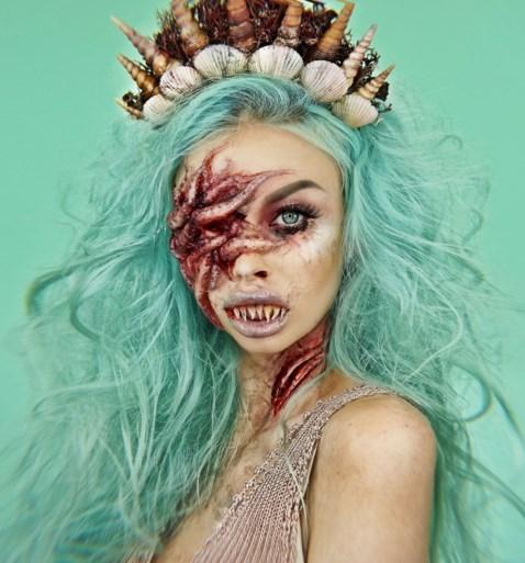 Wereldberoemd op Instagram: make-upartieste Maureen Naudts (27) uit Schoten neemt 640.000 volgers mee achter de schermen