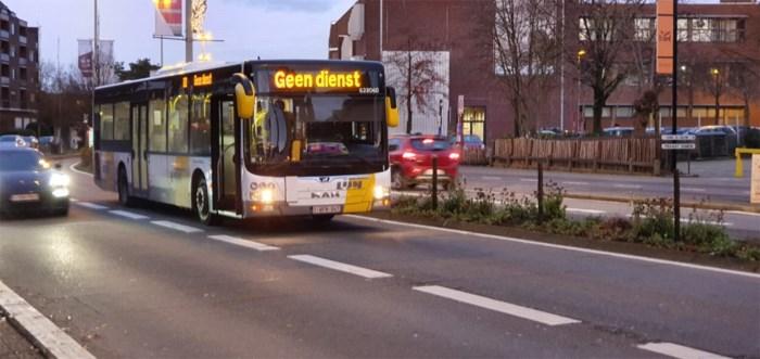 15-jarig meisje komt onder lijnbus terecht in Sint-Niklaas, slachtoffer is in levensgevaar