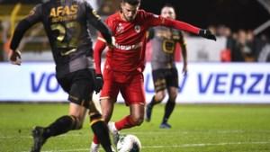 Mirallas held van de avond, Antwerp te sterk voor KV Mechelen