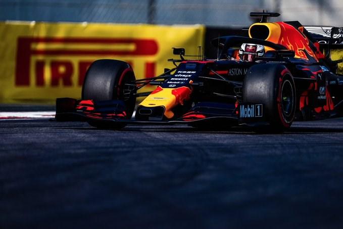 Max Verstappen snelste tijdens laatste oefensessie GP van Abu Dhabi