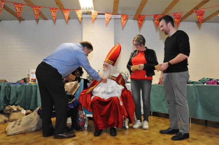 Sinterklaas doet kinderoogjes blinken