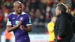 """Vincent Kompany na verlies bij Oostende: """"Ik. Geef. Nooit. Op."""""""