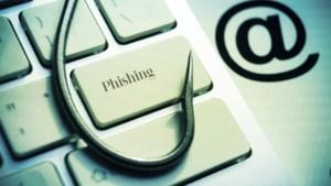 Vrouw stelt rekening ter beschikking van phishingbende