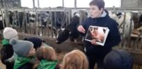 """Provincie brengt met project landbouw dichter bij jongeren: """"Zonder landbouw komt er geen eten op ons bord"""""""