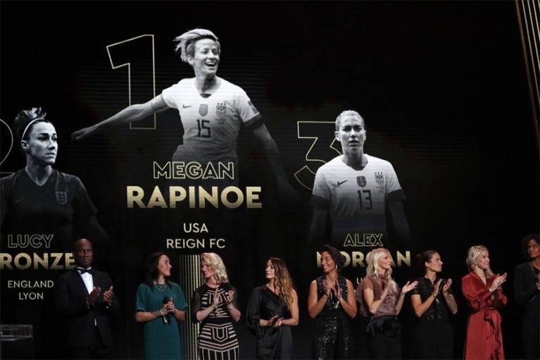 Lionel Messi - wie anders - wint Gouden Bal voor Virgil van Dijk en Cristiano Ronaldo