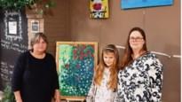 Wanneer schilderen in de genen zit: drie generaties stellen tentoon