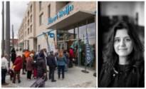 COLUMN. Albert Heijn op zondagochtend: hoofdpijn en claustrofobie