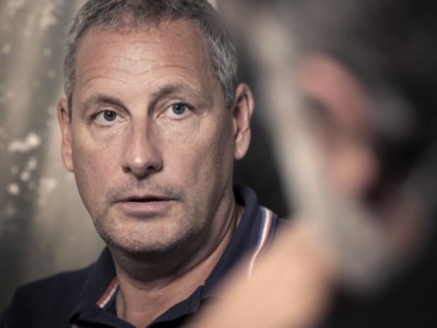 """Gert Verhulst (51) maakt balans op van zijn leven: """"Voor mij geen escapades meer"""""""