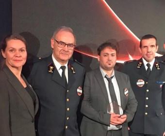 Brandweer Kempen ontvangt prijs voor zelf ontwikkeld preventieportaal