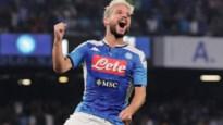 Inter wil duo Lukaku-Mertens: Napoli-Belg moet volgende zomer Lautaro Martinez vervangen