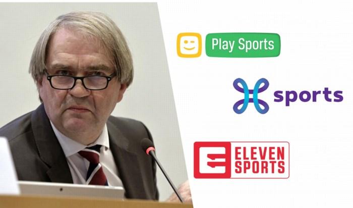 Verliezen Play Sports en Proximus TV straks hun voetbalrechten?