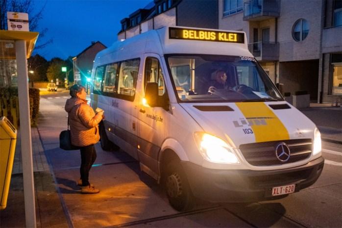 Proefperiode Flexbus in Klein-Brabant wegens succes verlengd