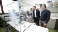 """Nieuwste technologie zuivert lucht parking Gedempte Zuiderdokken: """"70% van de vervuilde deeltjes halen we uit de lucht"""""""
