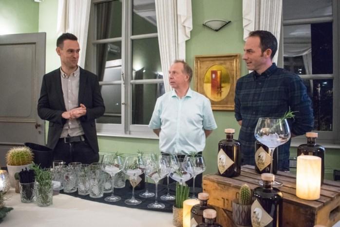 De Verwant en 't Groen Hofke stimuleren libido met gin Silky Swan