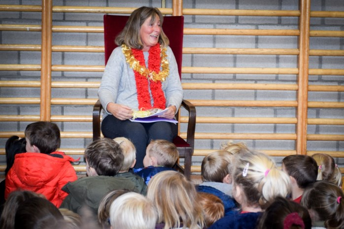 School in Beerzel organiseert afscheidsfeest voor juf Sonja