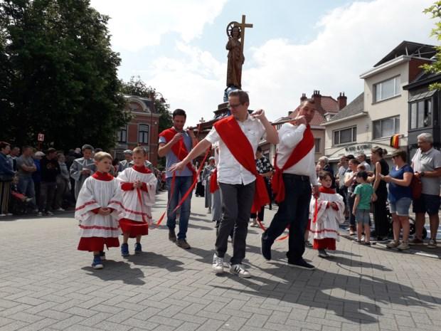 """Vrienden van Leonardus gaan opnieuw voor erkenning als Unesco-erfgoed: """"525ste processie wordt groter dan ooit"""""""