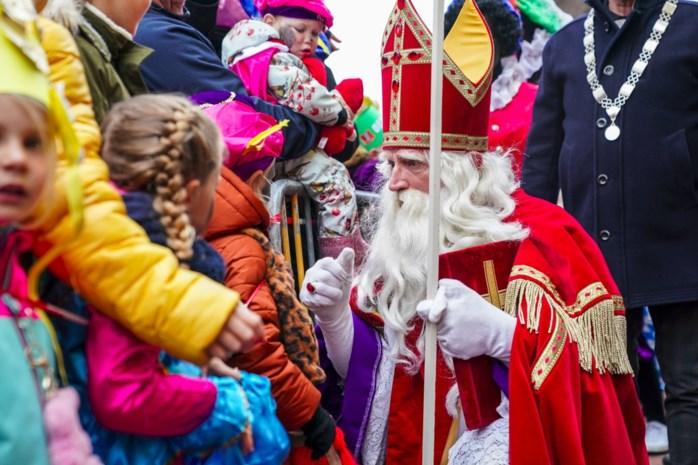 Zelfs flitscontroles in het teken van Sinterklaas
