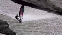 Deze Mechelaar is de snelste man ooit op een surfplank