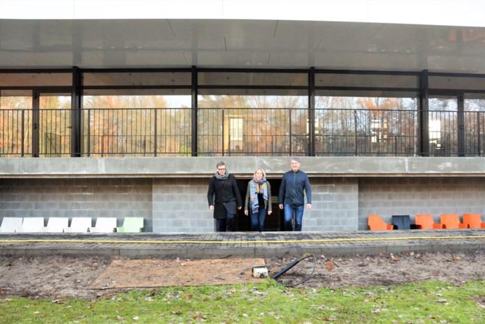 """Koninklijke Heibos opent nieuw sportcomplex: """"In tien jaar groeide onze club met 250 leden"""""""