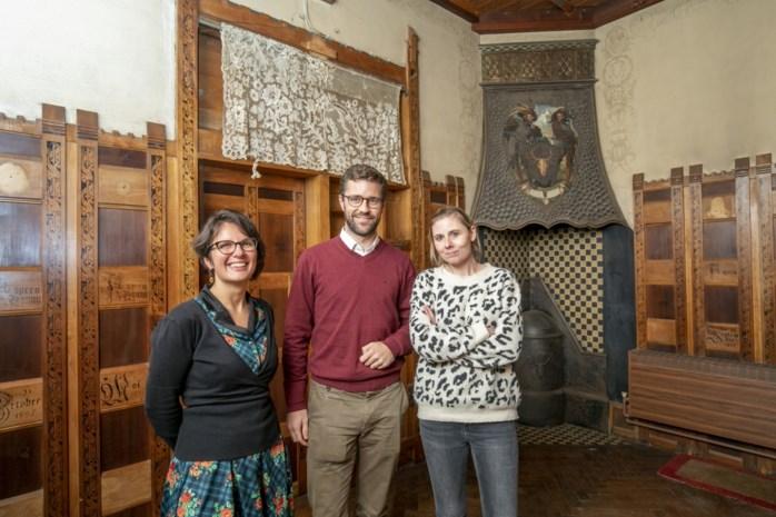 Renovatie van kasteel Berlaarhof voor mensen met beperking gaat van start