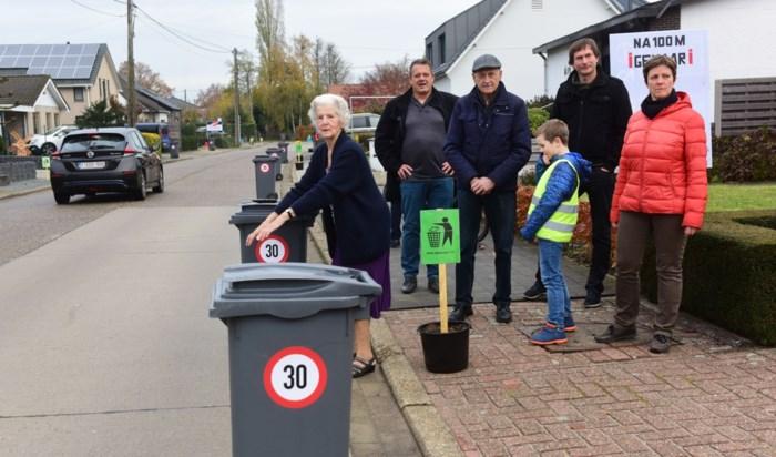 Zone 30 ingevoerd om sluipverkeer te weren, maar bewoners Heibergstraat blijven ijveren voor knip in hun straat