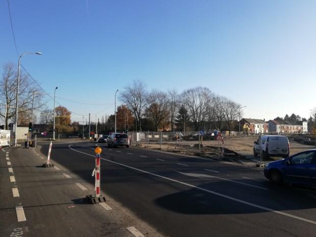 Vier werven van tangent vorderen goed: verbindingsweg, kruispunten en fietsinfrastructuur zijn klaar in 2021