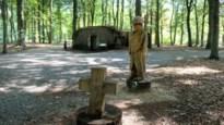 Minister Diependaele zorgt voor bescherming bunkers en loopgraven bij Mastenbos
