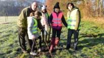 Eerste bomen van Turnhouts stadsbos zijn geplant