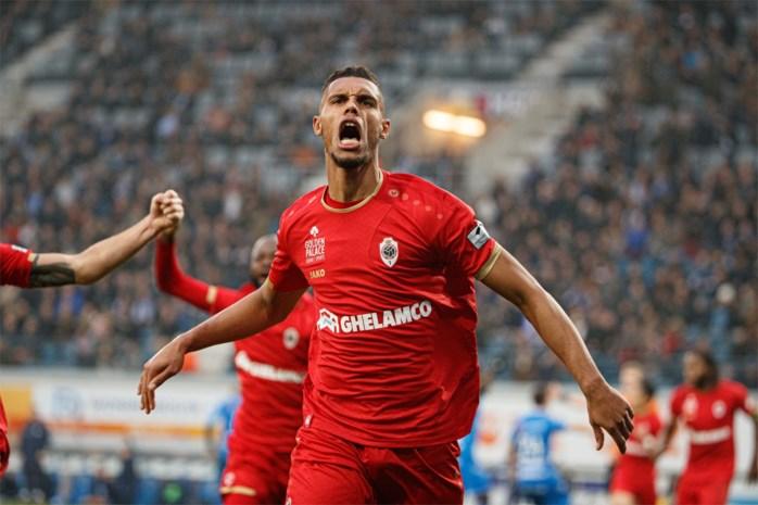 """Antwerp-huurling Zinho Gano tegen moederclub Genk: """"Ik heb niet zómaar 40 goals in eerste klasse op m'n teller"""""""