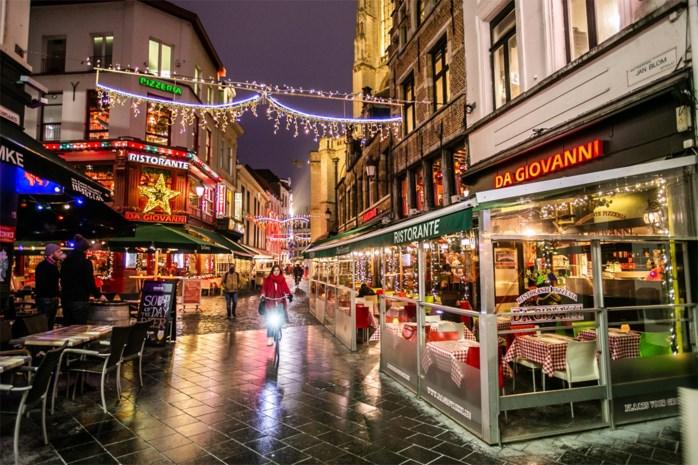 Stad duikt feestelijk de winter in