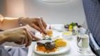 Het proberen waard? Een restaurant dat vliegtuigmaaltijden serveert