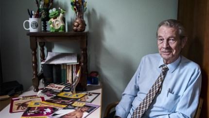 """Op bezoek bij pornograaf op rust Frank Van Dijck (84): """"Mijn teller staat op 1.746 vrouwen"""""""