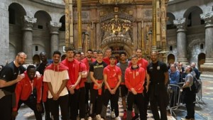 Weg van de Klaagmuur, nu weer scoren in Lotto Arena: Telenet Giants Antwerp opent tweede competitiefase