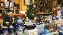 Kerstshoppen in de kringloopwinkel: wintermarkt van Opnieuw & Co razend populair
