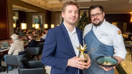Hilton opent eigen restaurant: chef maakt steak tartaar aan tafel