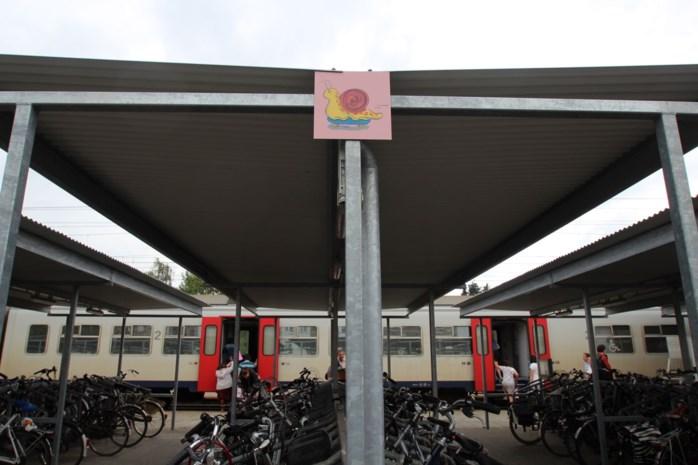 NMBS bouwt 430 extra plaatsen voor fietsen aan het station