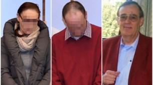 Natasja De Paepe en Bart Goossens allebei schuldig aan roofmoord op Frank Serruys